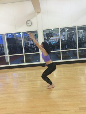 Yoga Pose – Chair