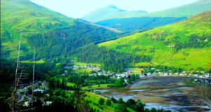 Lochgoihead Scotland