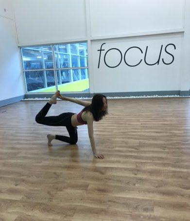 yoga pose,