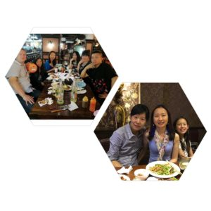 China holiday, friend party, what to do on holidays