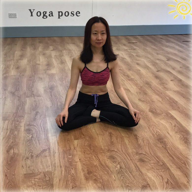 Yoga Pose – Adept