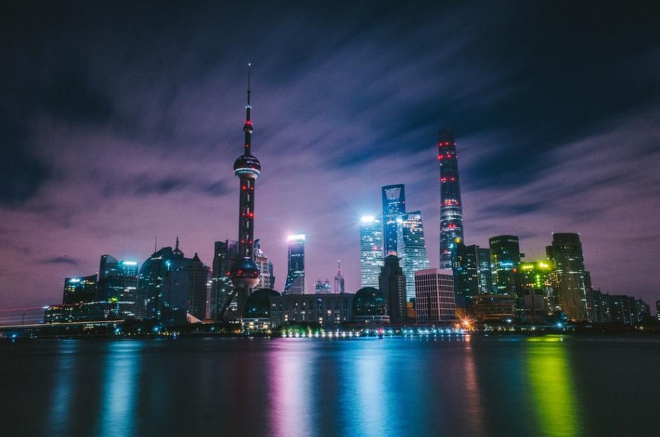 Shanghai Promenade