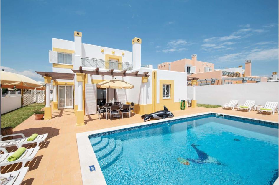 Villa Algarhb in Gale, Algarve