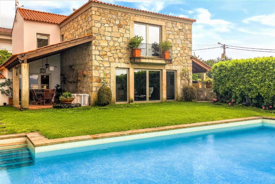 Villa Casa Seixas in Caminha, Costa Verde