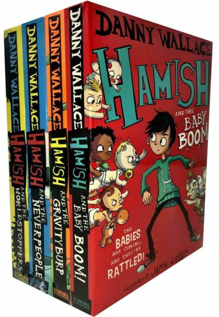 Danny Wallace's Hamish Collection