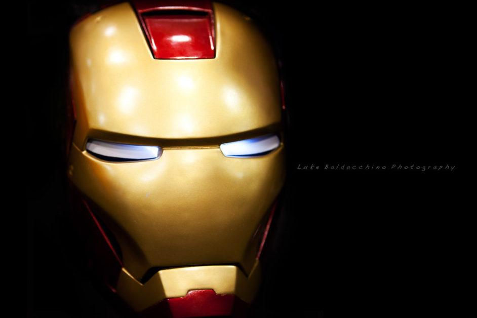 Iron Man Helmet for Christmas gift